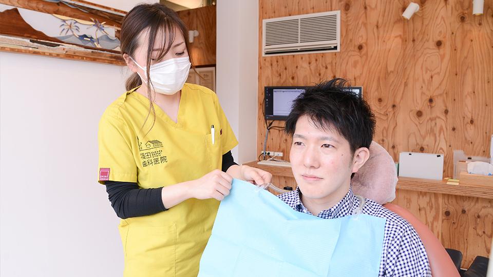 患者様の安全を第一に 感染症予防対策を徹底